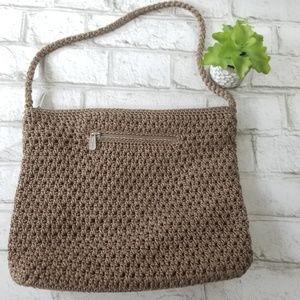 The Sak Crocheted Shoulder Bag
